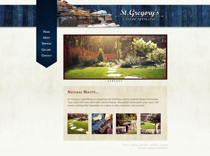 St. Gregory's Landscaping